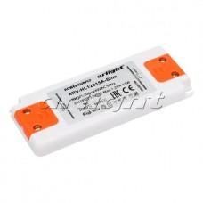 Блок питания для светодиодной ленты ARV-HL12015A-Slim (12V, 1.25A, 15W), Arlight, 022190