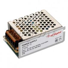 Блок питания для светодиодной ленты ARS-35-12 (12V, 3A, 35W), Arlight, 025332
