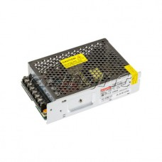 Блок питания для светодиодной ленты HTS-100M-12 (12V, 8.3A, 100W), Arlight, 015032