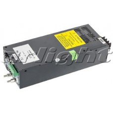 Блок питания для светодиодной ленты HTSP-600F-48 (48V, 12A, 600W, PFC), Arlight, 015937